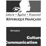 Logo République Française Culture et Communication